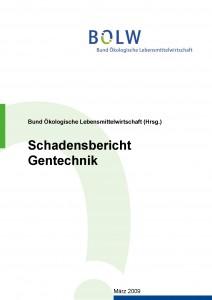 Seiten aus Schadensbericht GEntechnik BÖLW Then